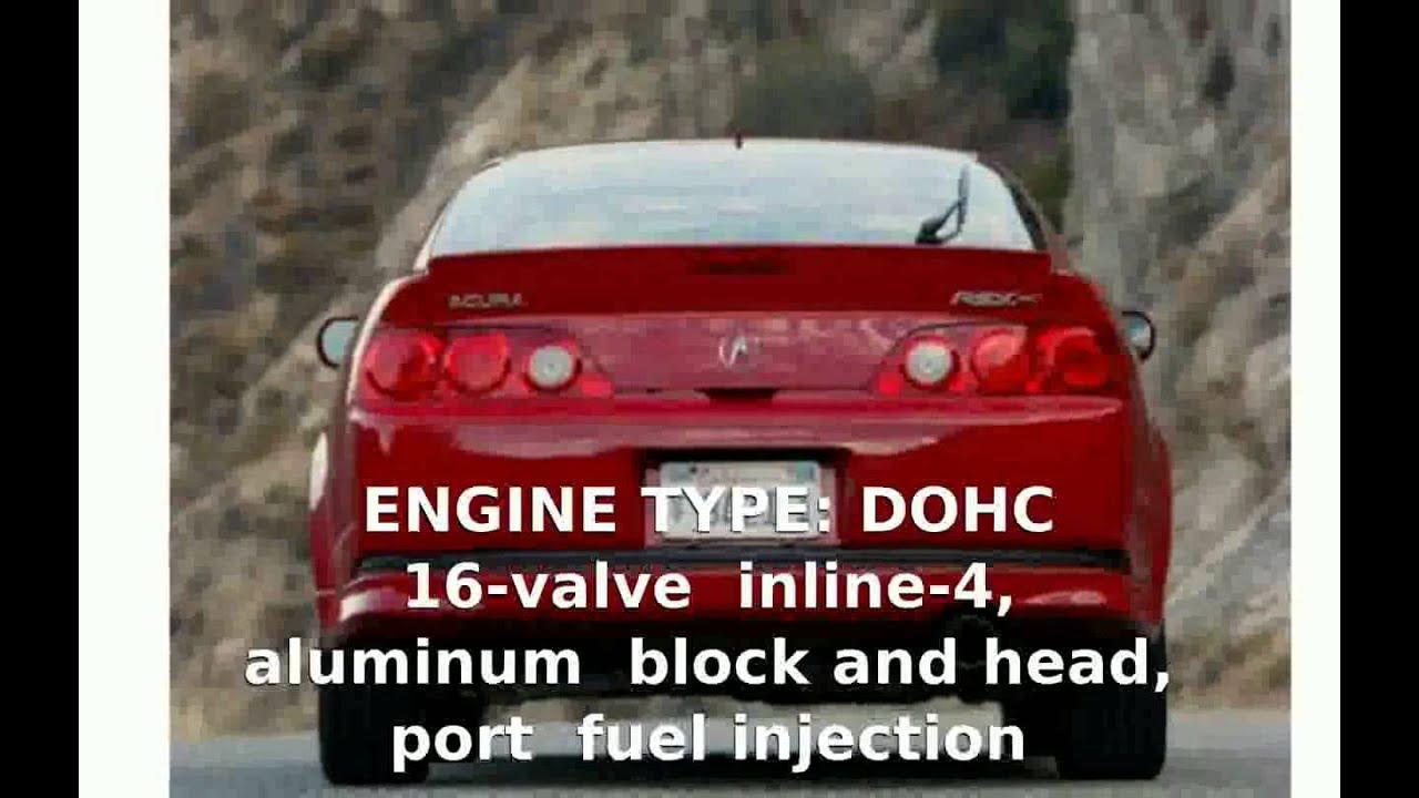 2005 Acura Rsx Type S Specs Youtube