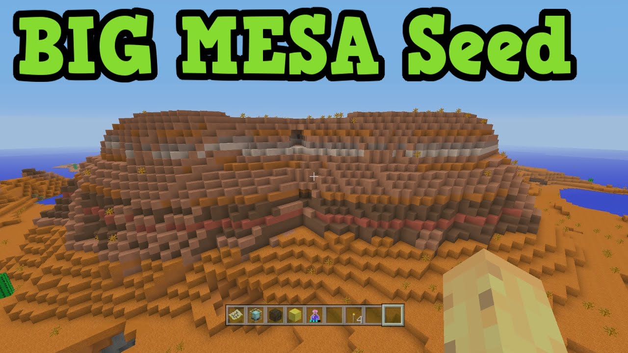 Minecraft Xbox 360 Ps3 Mesa Biome Seed W Ice Spikes