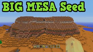 Minecraft Xbox 360 / PS3 MESA BIOME SEED W/ Ice Spikes & Diamonds