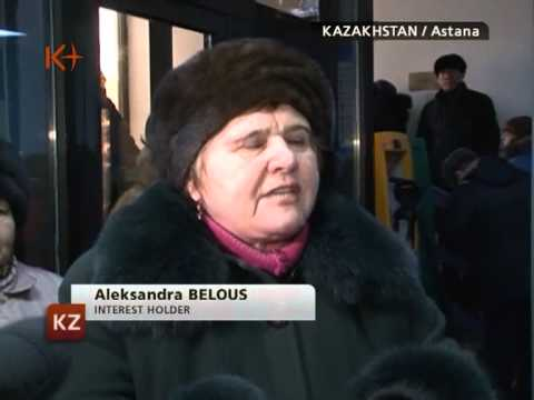 Kazakhstan. News 1 February 2013 / k+