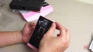 [Xperia SL Pink] Mở hộp Xperia SL hồng - CellphoneS
