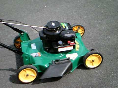weed eater lawn mower. 2010 weedeater push mower runs good weed eater lawn