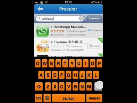 como bajarte whatssap gratis iphone
