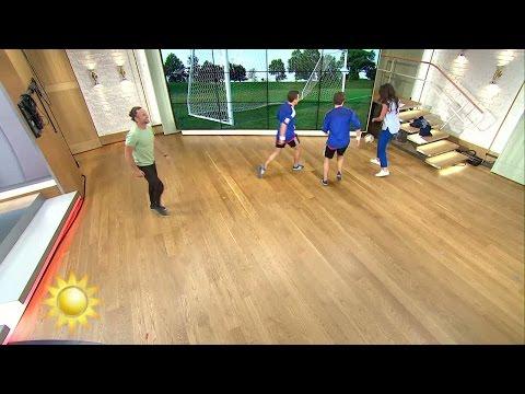 """Här fintar """"SkillTwins"""" bort Peter och Soraya - Nyhetsmorgon (TV4)"""