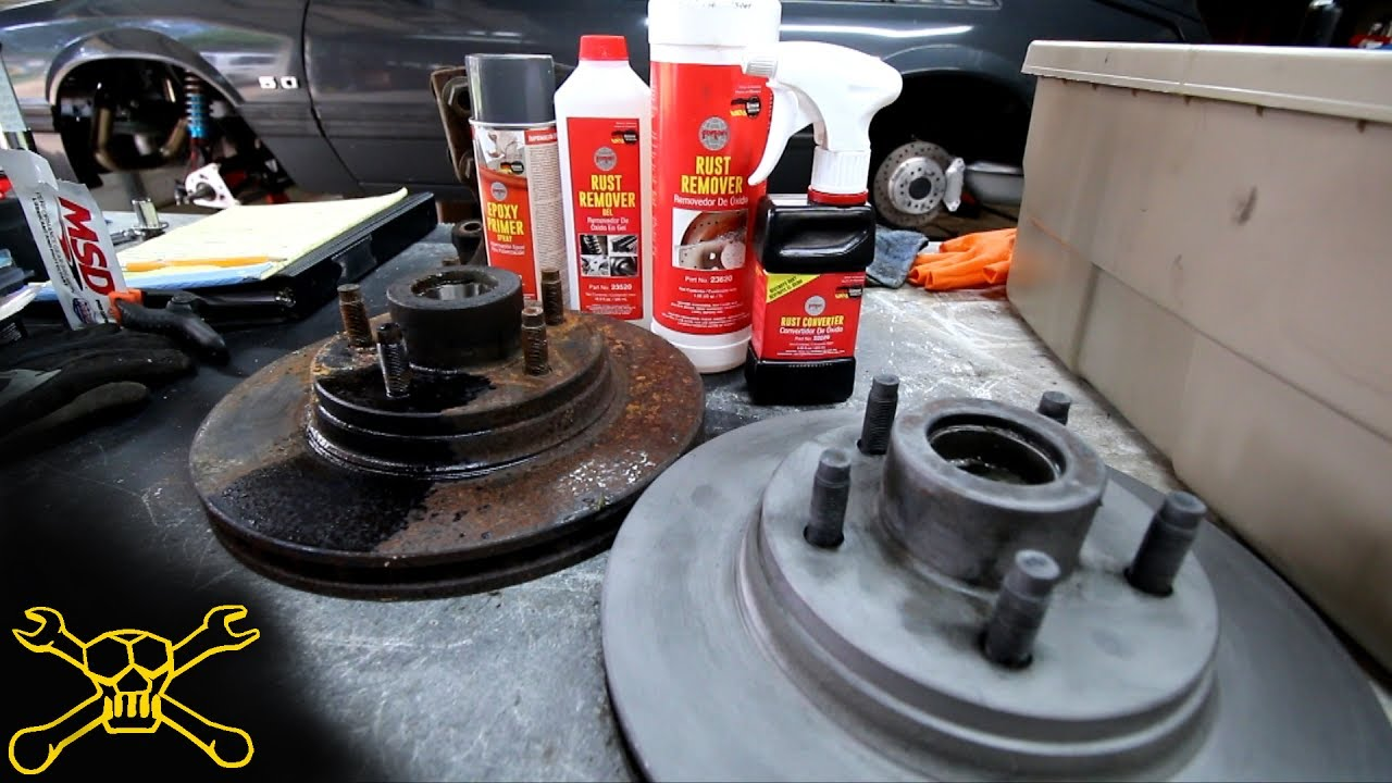 Fertan's Rust Remover & Rust Converter Review