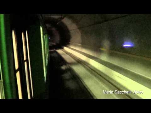Treno Speciale Luino-Shaffausen: Transito Nel Passante Di Zurigo