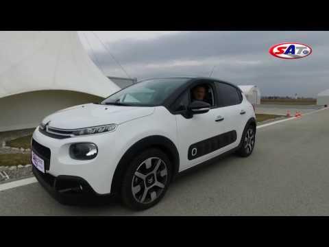 CITROEN C3 – Road Test by SAT TV Show