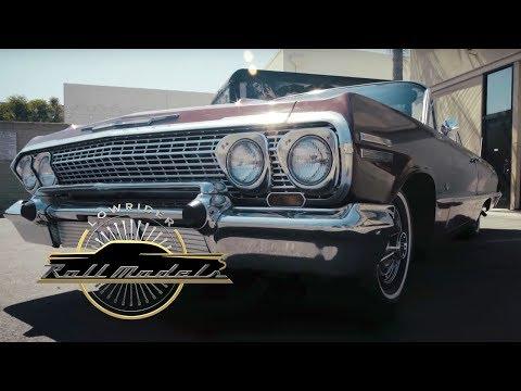 Cesar Lozano & His 1963 Chevrolet Impala SS - Lowrider Roll Models Ep. 7