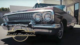 Cesar Lozano & His 1963 Chevrolet Impala SS - Lowrider Roll Models Ep. 7