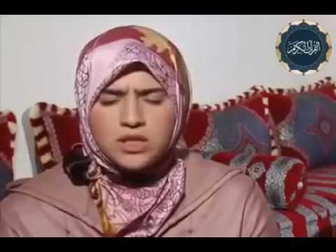 woman tilawat e quran
