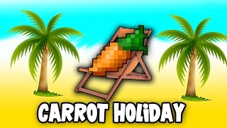 Minecraft Xbox - Island Of Eden - Carrot Holiday! [25]
