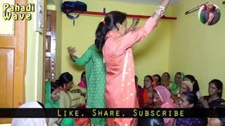 महिला संगीत में जब महिला ने गया ये खूबसूरत गाना और किया ऐसा डांस || Bua Ji and Taiji Ka Dance