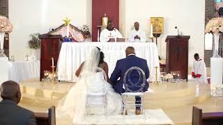 Patience & Tatenda Zim wedding ceremony, Dec 2017