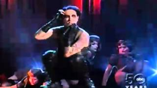 Marilyn Manson - This is the New Shit ( OFFICIAL live HD )