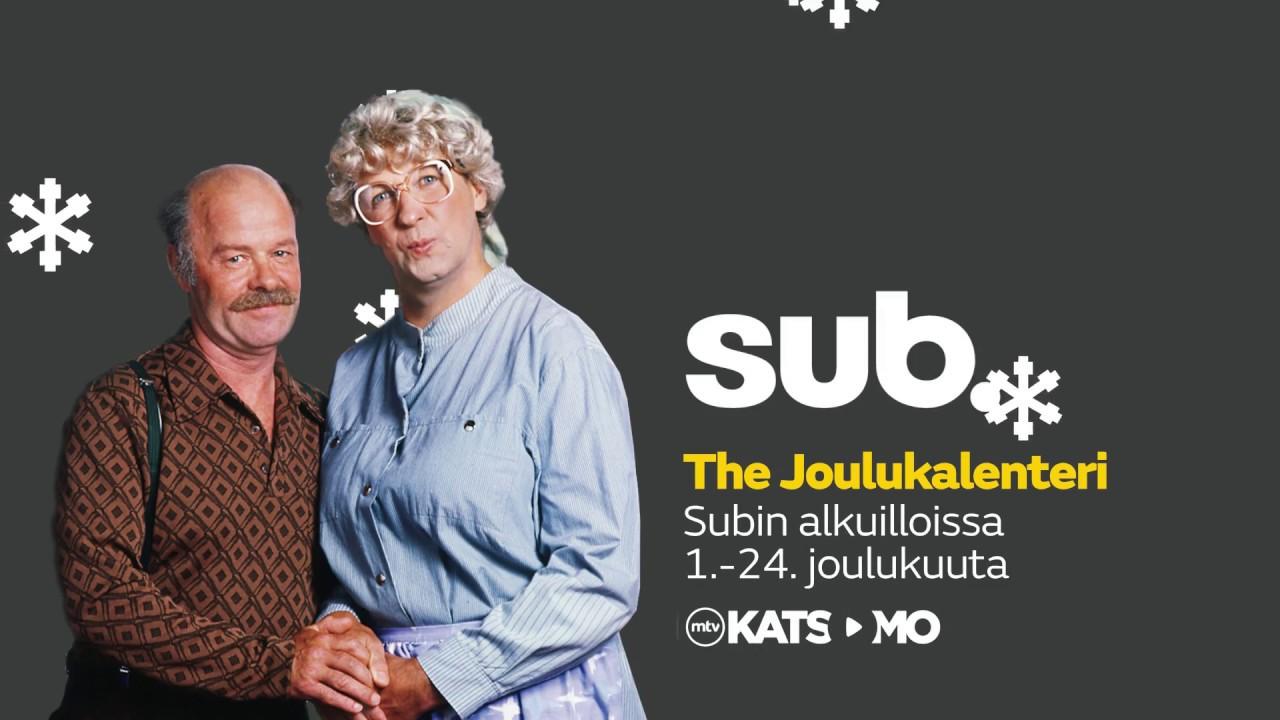 the joulukalenteri Everyday in joulukuu | The Joulukalenteri | Sub   YouTube the joulukalenteri