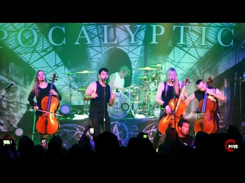 Apocalyptica - Shadowmaker Tour - FULL SET live in HD! - Raleigh, NC