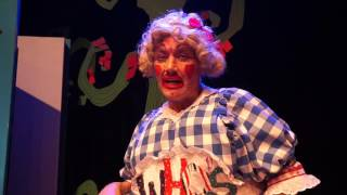 Market Place Theatre, Armagh | Panto 2015 | Meet the Cast - Nanny