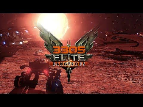 3305 Elite Dangerous - Distant World 2 Launches, Breaks Servers, Way-point 2 Revealed