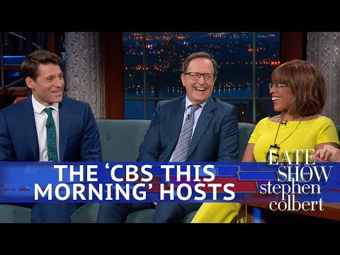 How &39;CBS This Morning&39; Is Gearing Up For 2020