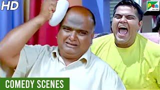 मिशन मोहब्बत - सर्वश्रेष्ठ हास्य दृश्य   हिंदी डब फिल्म   ई नरोन्हा, सूर्या के