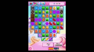 Candy Crush Saga Level 275 Walkthrough