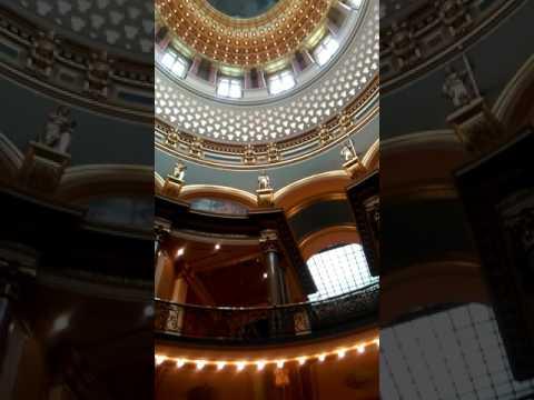 Iowa capital building