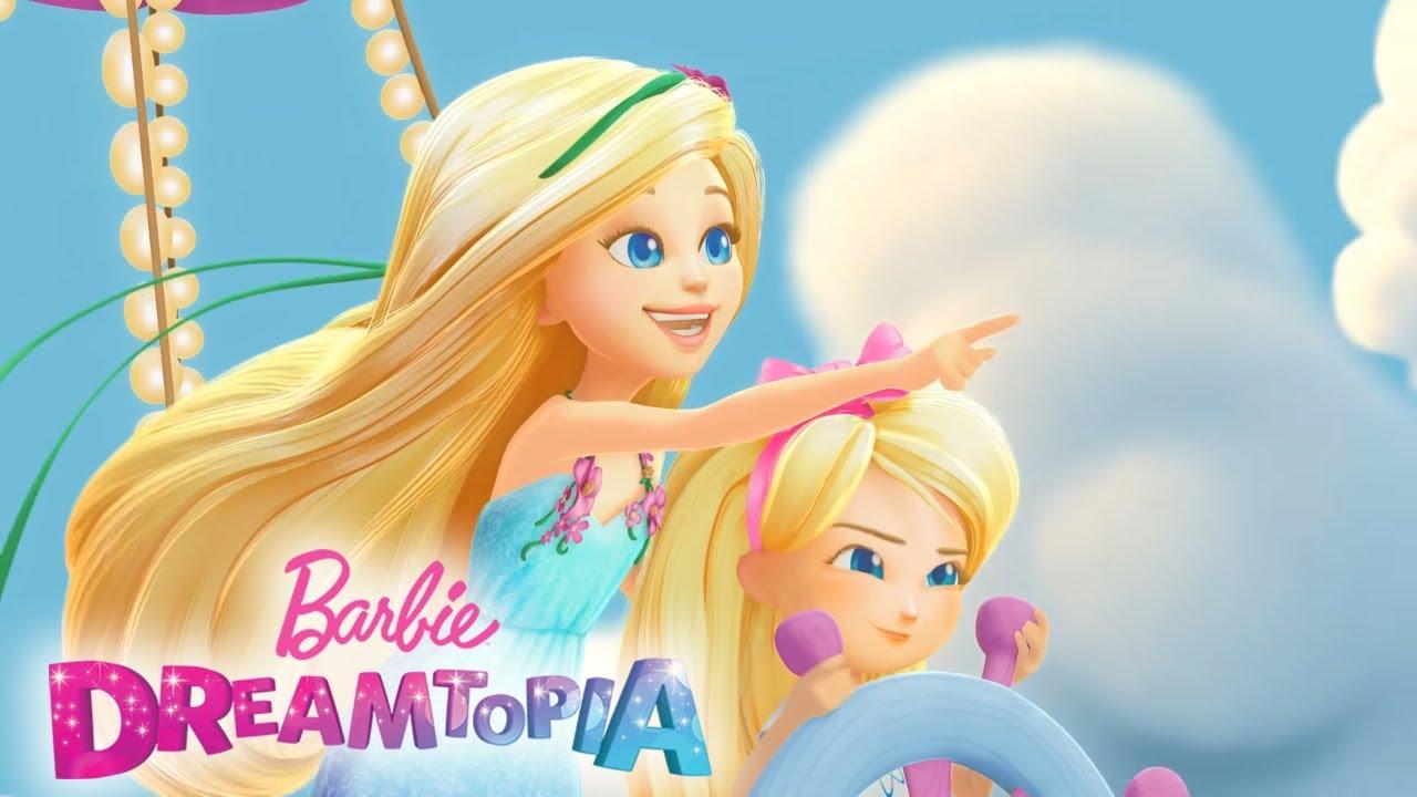 Barbie Dreamtopia Kembangkan Imajinasimu Barbie Indonesia Youtube