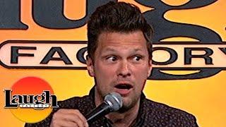 Julian McCullough - Burst Appendix (Stand Up Comedy)