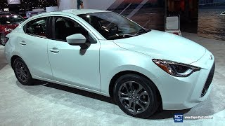 2019 Toyota Yaris - Exterior and Interior Walkaround - 2018 New York Auto Show