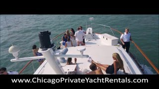 Chicago Boat Rentals For Party