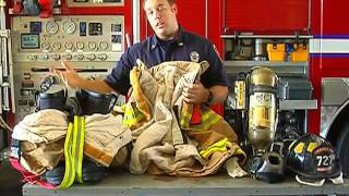 Kids Corner - How much does firefighting equipment weigh?
