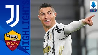 Juventus 2-0 Roma | CR7 Scores To Close The Gap At The Top | Serie A TIM