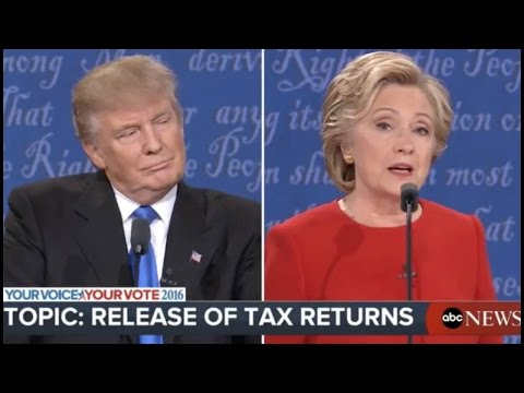 Trump: Paying No Taxes
