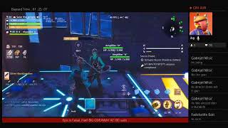 FORTNITE SAVE THE WORLD tradeing sand live giveaway at 90 subs