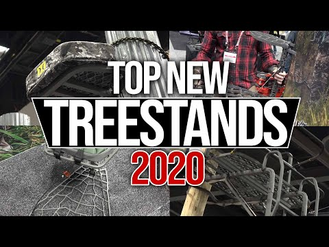 Top New Treestands For 2020
