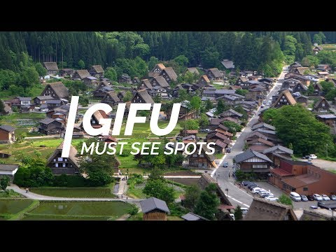 All about Gifu - Must see spots in Gifu | One Minute Japan Travel Guide