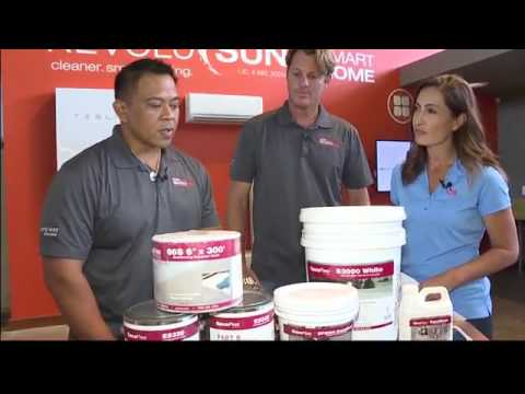 Living808: GACO Roofing System