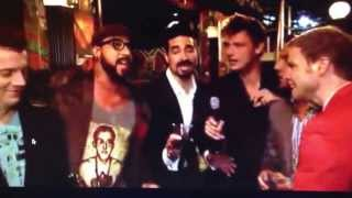 Backstreet Boys - Permanent Stain acapella - #BSB20 (04/20/13)