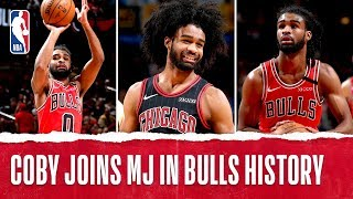 Coby White Joins ELITE Company!