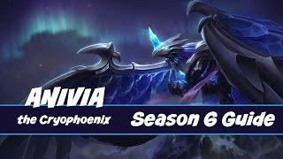League of Legends Anivia Guide | Season 6 | Patch 6.12