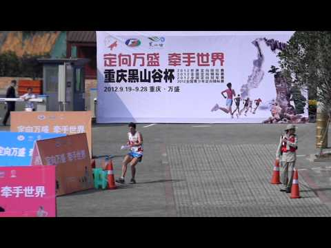 """Hundreds-M Orienteering"" in All-China Champs 2012"
