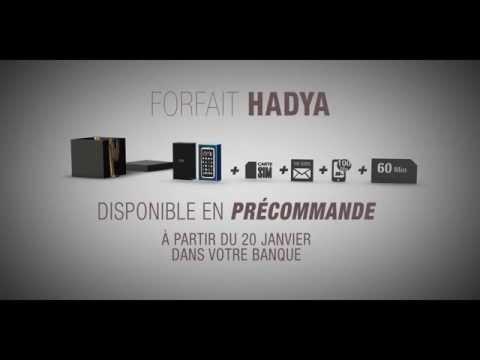 Forfait Hadya FR