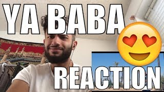 Zack Knight ft Rami Beatz - Ya Baba (Official Video) REACTION!!!