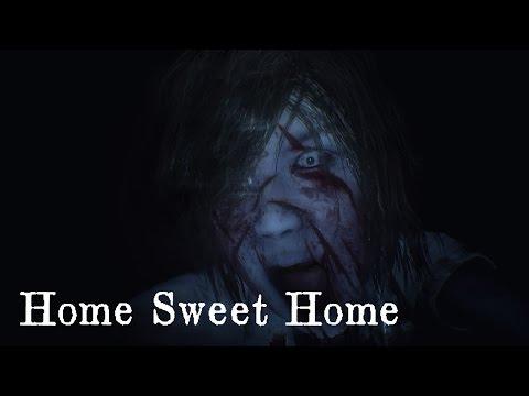 Home Sweet Home - アパートで女子大生のストーカーに襲われました[ホラーゲーム実況] #Demo