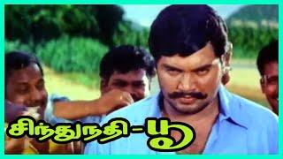 Sindhu Nathi Poo Tamil Movie Scenes   Kazan Khan tries to get revenge from Ranjith   Senthamizhan