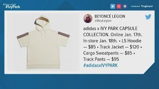 Beyonce's Ivy Park Line With Adidas Launches Friday