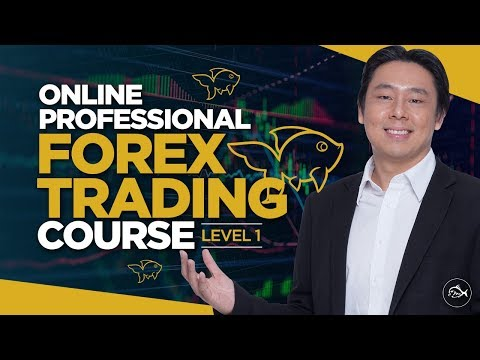 Introducing the Online Professional Forex Trading Course by Adam Khoo
