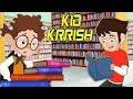 Kid Krrish Movie Cartoon   Cartoon Movies For Kids   Mission Mongolia Comp   Part 1/2   30 Minutes