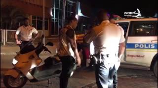 Resumen y imagen di cuater suceso Policial cu mas a capta atencion den weekend