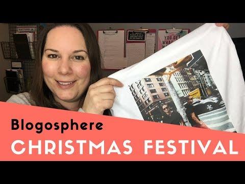 Blogosphere Christmas Festival || Home and Horizon ||